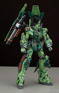 MG Unicorn - Marida Cruz Custom 6 by Judson Weinsheimer