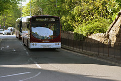 147 (Callum's Buses and Stuff) Tags: lothianbuses lothian country bus buses b7rle gladsmuir edinburgh edinburghbus eclips volvo madder mader sn60eog