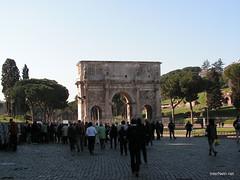 Арка Костянтина, Рим, Італія InterNetri Italy 113