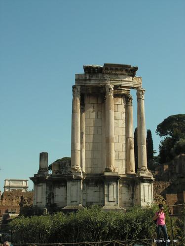 Римський форум, Рим, Італія InterNetri Italy 492