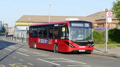 County Stopper (londonbusexplorer) Tags: metroline travel adl enviro 200 mmc del2257 lk66fsv 235 brentford great west quarter sunbury village tfl london buses