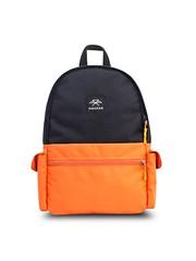 Mheecha Capsule Pack Black-Orange (smartdokonp) Tags: online shopping nepal smartdoko bags bag backpack mheecha capsule pack black orange