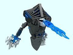 Seguidor (2) (Folisk) Tags: lego moc ccbs system pov ldd digitaldesigner flame