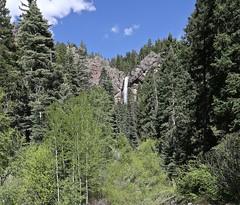 Treasure Falls (Bill Jacomet) Tags: road to durango co colorado travel trip drive 2018 treasure falls