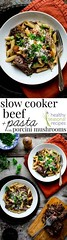 slow cooker beef wit (alaridesign) Tags: slow cooker beef with pasta porcini mushrooms
