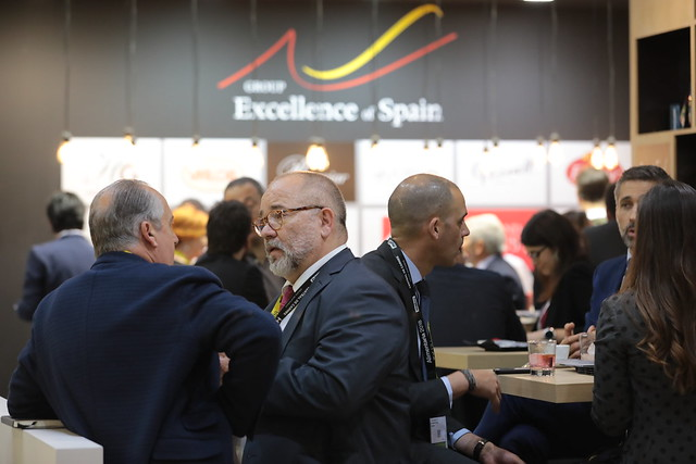 F&D Business Meetings Alimentaria2018