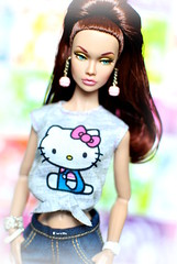 Poppy Parker in Barbie fashion (daniela.markovna) Tags: poppy parker fashion royalty doll barbie