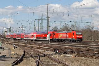 DB Regio 146 110 Basel Bad