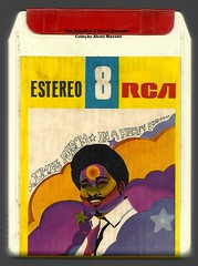 "1971 - Lowell Fulson / In a Heavy Bag - brazil 8 track - fita cartucho de 8 pistas (""The Brazilian 8 Track Museum"") Tags: alceu massini vintage collection blues guitar rare psychedelic cover capa psicodélica psicodelia"