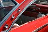 It's in the Stars- 61 Ford Galaxie Starliner (Brad Harding Photography) Tags: fordmotorcompany ford starliner galaxie chrome antique restoration restored detail classic closeup red nolandroadbaptistchurch carshow legendsofthepast thegathering 1961 61
