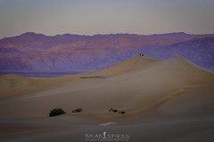 Morning Glow (ihikesandiego) Tags: sunrise sand dunes mesquite death valley national park