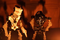 The Gathering: Image 4 (Toa Slim 2014) Tags: lego bionicle tahu lewa pohatu gali onua kopaka toa mata toy toyphotography photography