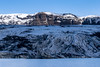 Icelandic Glacier (adamrferry) Tags: iceland glacier icelandic icelandglacier icelandicglacier cold ice snow water mountain mountainside mountainrange sky winter south southiceland