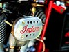 Indian (RichardK2018) Tags: detail motorbike classic derbyshire heageclassicbikeevent primelens zuiko75mm olympusem1mk2 vintage motorcycle indian