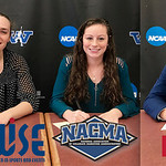 National signing day with sports management majors