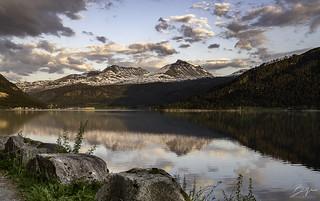 Todalen - Norway in golden hour