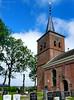 Friesland: Engelum church and churchyard (Henk Binnendijk) Tags: engelum friesland kerk church nederland netherlands holland dutch churchyard graveyard cemetery ingelum waadhoeke tsjerkeleane fryslân