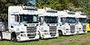 Line-up of TDR Transport Services Scania Trucks Peterborough Truckfest 2018 (davidseall) Tags: lineup tdr transport serrvices scania v8 r730 r580 truck trucks lorry lorries large heavy goods vehicles vehicle lgv hgv peterborough truckfest may 2018 uk show