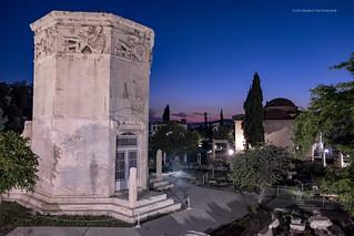 Athènes,la tour des vents-Athens,The Tower of the Winds