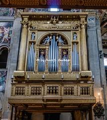 Parma (PR), 2018, Il Duomo. (Fiore S. Barbato) Tags: italy emilia romagna emiliaromagna parma chiesa duomo cattedrale organo