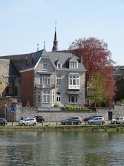 Rio Mosa o Meuse casa Namur Belgica 01 (Rafael Gomez - http://micamara.es) Tags: rio mosa o meuse casa namur belgica valonia bélgica