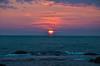 Sunset in Terrazza Mascagni (brancatiarianna) Tags: sunset sunnyday sea colorful lights moments feelinggood nikon photo d5100