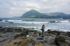 photographer (cgnollig) Tags: photographer taiwan seaside 5100