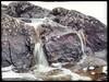 Miniatyre Waterfall (PeepeT) Tags: vesiputous waterfall kallio rock kauppi tampere kevät spring vesi water