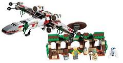 41W7GNTNKJL (fdsm0376) Tags: lego review set starwars yoda hut 75208 luke skywalker r2d2 dagobah