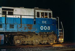 Old School GE Power (thechief500) Tags: conrail detroiteddison mga railroads westbrownsville pa usa us