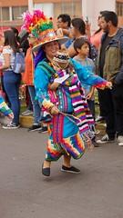 El baile (sebcastillo) Tags: chile bailes bolivia tinku morenada caporales festival