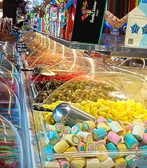 Spoilt for choice .... (boeckli) Tags: smileonsaturday colourfulcandy colourful candy smile fun lachen bunt farbig humor saturday textures texturen texture textur topaz topazstudio süsigkeiten sweet choice auswahl bonbons awardtree