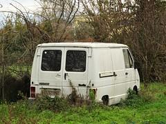 1991 Renault T1400 D (Alessio3373) Tags: abandoned abandonedcars abandonedvans unused unloved neglected van oldvan forgotten forgottencars autoabbandonate