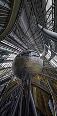 Het Ruimteschip Koksijde (glessew) Tags: koksijde stadhuis townhall rathaus meeting room vergaderzaal schepenzaal vlaanderen westvlaanderen belgië belgique raadszaal