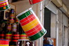 Colourful hanging drums (hasham2) Tags: traditional music instrument drums hanging bazaar street fujifilm xe2 1855mm