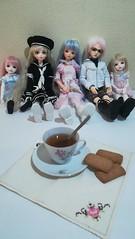 Tea time (Serenityless) Tags: teatime oradelté tea doll bjds bjdsfamily dollfie oradelte