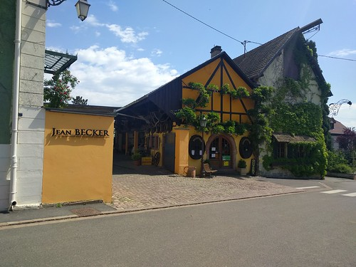 Jean Becker Winery, Zellenberg