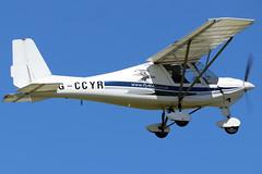 G-CCYR_02 (GH@BHD) Tags: gccyr comcoikarus ikaru c42 fb80 c42fb80 pophamairfield popham pophammicrolighttradefair2018 microlight aircraft aviation