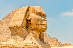 Sphinx (Anthony Gehin) Tags: sphinx sculpture egypte pharaon