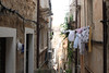Linens (Karsten Fatur) Tags: streetphotography alley laundry croatia europe dubrovnik dalmatia travel balkans travelphotography buildings architecture