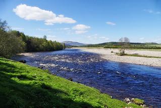 The River Dee (Near Aboyne)