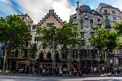 (Astrid77) Tags: barcelona catalunya catalonia katalonien astrid77 casabatllo gaudi antonigaudí