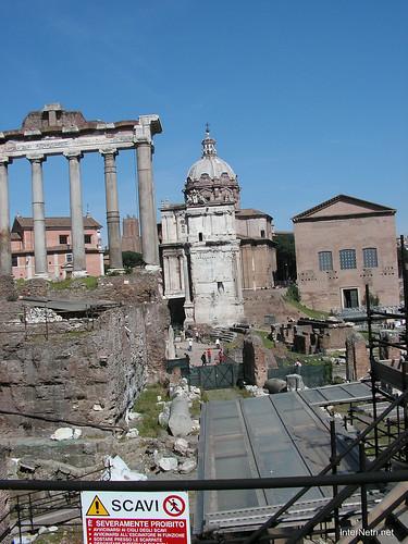 Римський форум, Рим, Італія InterNetri Italy 384
