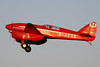 de Havilland DH.88 Comet G-ACSS - The Shuttleworth Collection - Old Warden, May 2018 (DanGB) Tags: shuttleworth shuttleworthcollection oldwarden bedford biggleswade airshow airdisplay evening aviation pilot vintage retro