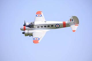 BAe Systems Avro Nineteen Anson