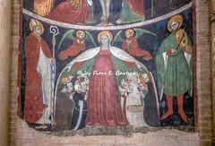 Parma (PR), 2018, Il Battistero. (Fiore S. Barbato) Tags: italy emilia romagna emiliaromagna parma battistero affresco affreschi fresco frescoes