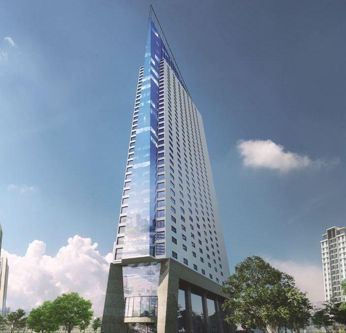 """01 tỷ đồng sở hữu những căn hộ cuối cùng tại Tháp Doanh nhân - """"biểu tượng"""" quận Hà Đông"""