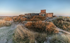 Dune Landscape (Morten Kirk) Tags: mortenkirk morten kirk blåvand blåvandshuk jylland danmark denmark 2018 sony a7rii a7r ii sonya7rii ilce7rm2 dune bunker landscape voigtländer voigtlander 15mm f45 super wide heliar aspherical iii 15mmf45superwideheliarasphericaliii