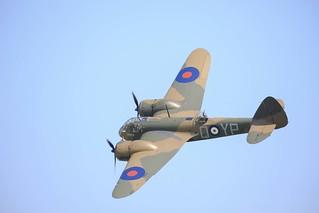 Bristol Blenheim Mk.I (G-BPIV)