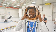 """Stemliner STEM & MOH Character Development weekend at NASA • <a style=""""font-size:0.8em;"""" href=""""http://www.flickr.com/photos/157342572@N05/40532464940/"""" target=""""_blank"""">View on Flickr</a>"""